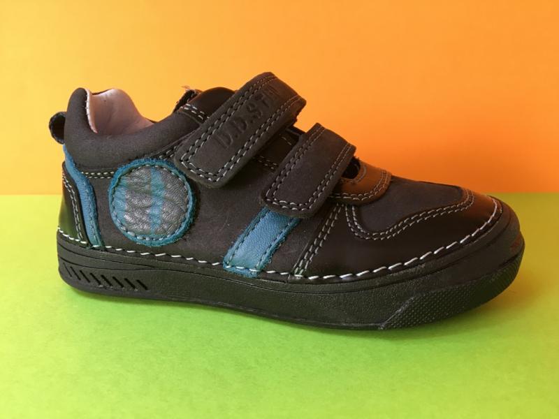 D.D.step fekete fiú tépőzáras gyerekcipő 25-30 ... f06d61c7c3