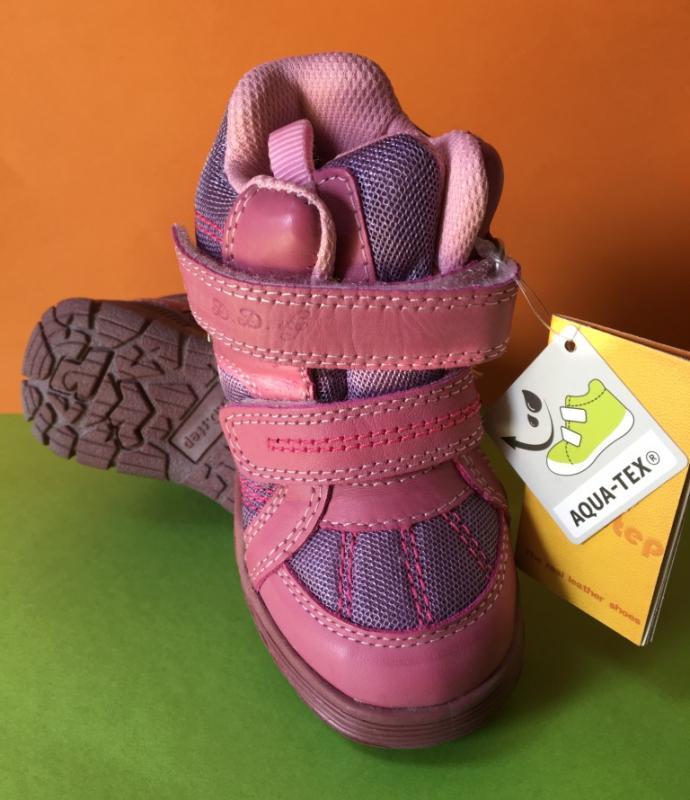 ... D.D.step pink magasszárú lány VÍZÁLLÓ tépőzáras gyerekcipő 24-29 d4c63b8b47